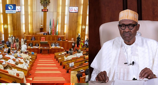 The President Muhammadu Buhari has asked the Senate to approve an external loan of 5.5billion dollars to finance the 2017 budget