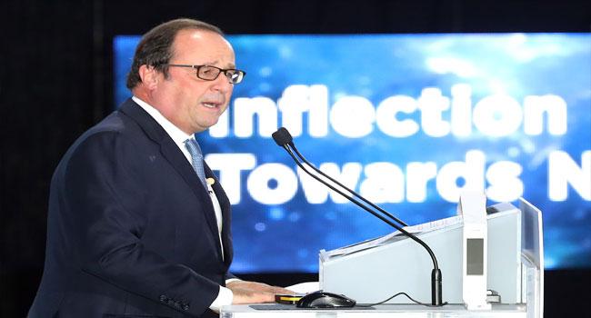 Hollande Slams Trump's 'Double Fault' Over Iran Nuclear Deal