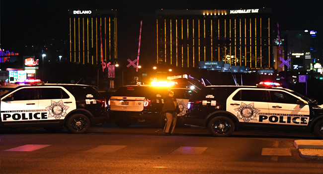 No Connection Between Las Vegas Shooting And Terrorism So Far – FBI