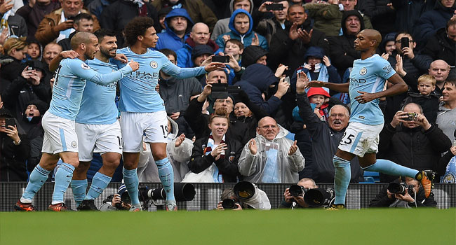 Man City Become First EPL Club To Reach A Million YouTube subscribers