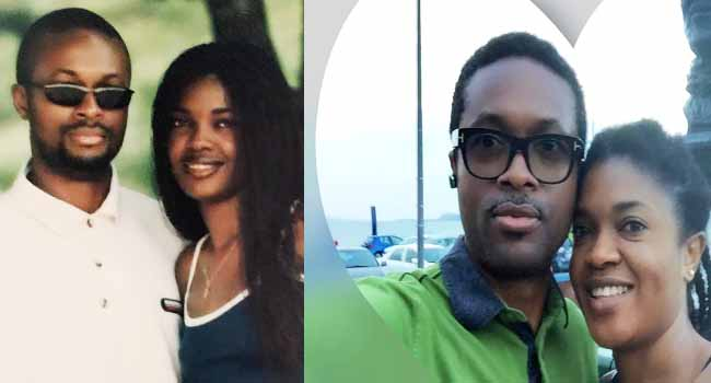 Omoni Oboli, Husband Celebrate 17 Years Together