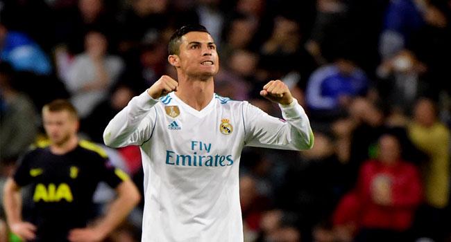 Ronaldo Tipped For Best FIFA Award