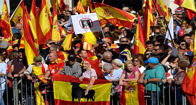 Dismissed Catalan VP Demands Release From Jail