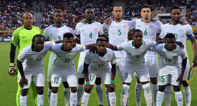 Nigeria Drop 9 Places In Latest FIFA Ranking