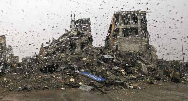Bomb Attack Kills Nine In Syria