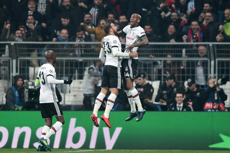 Besiktas Qualify For Champions League Last 16