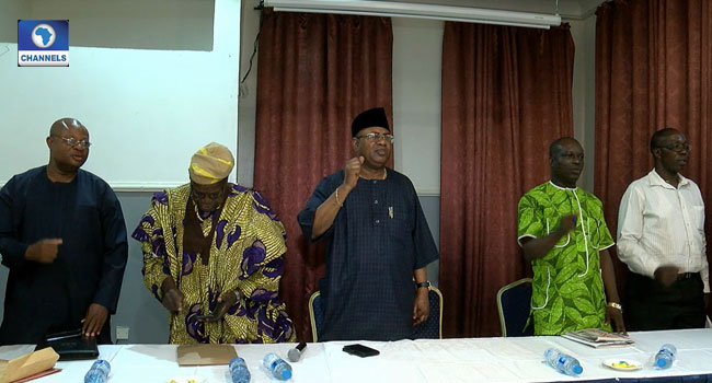 NASU, Others Begin Indefinite Strike Action