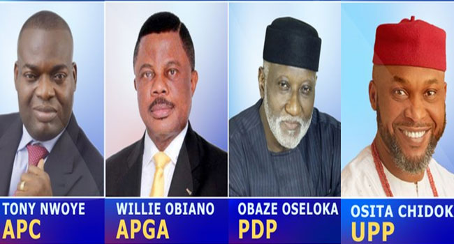 #AnambraDecides: Obiano Takes Early Lead In Governorship Race