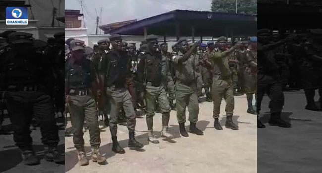 PSC Commends Police After Anambra Governorship Election