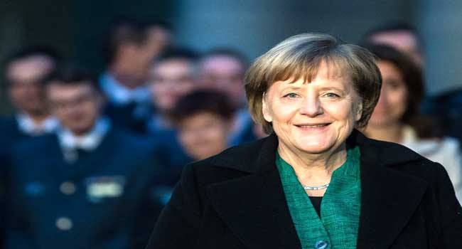 Merkel To Meet Bereaved A Year After Christmas Market Attack