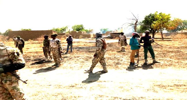Two Soldiers, 21 Bandits Killed In Zamfara