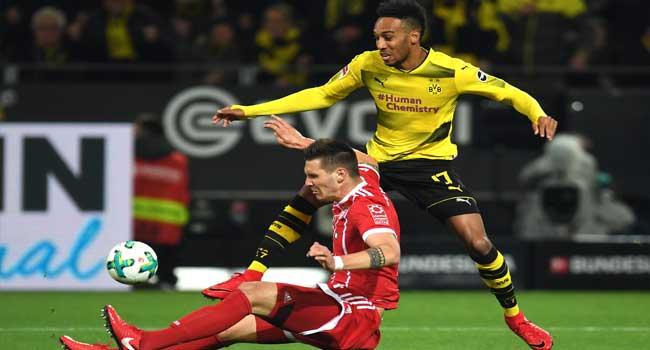 Lewandowski Backs Struggling Rival Aubameyang