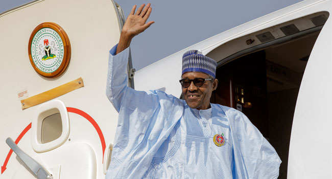 Buhari Departs China For Nigeria After Summit