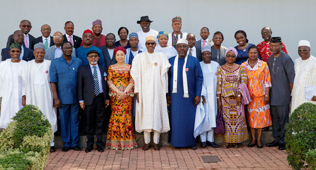 Inauguration Of New Minimum Wage Committee In Photos