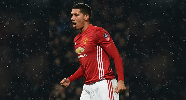 Smalling Left Frustrated By United Flop