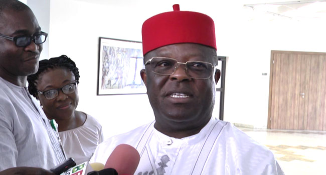 I Wish Buhari To Recontest Presidency, Says PDP's Umahi
