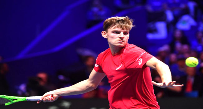 Goffin Downs Tsonga To Force Davis Cup Decider