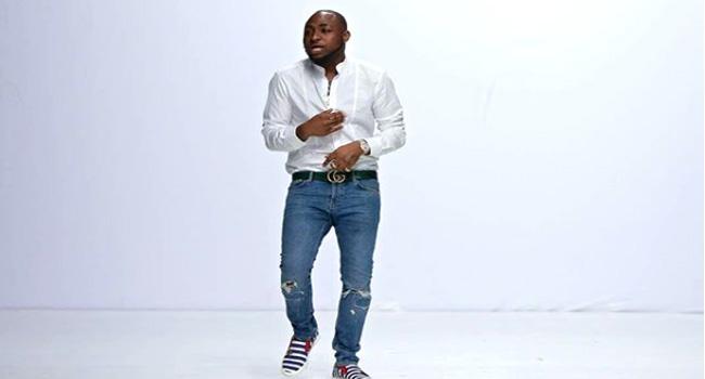 Davido Wins AFRIMA Artist Of The Year