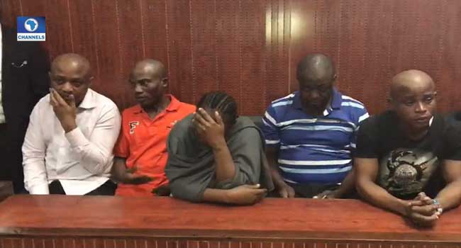 Arraignment Of Evans On Fresh Charges Stalled