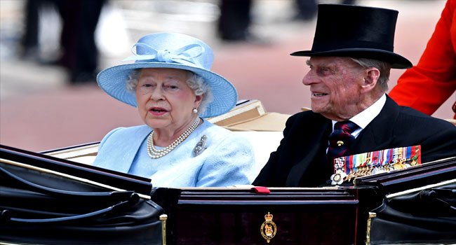 Prince Philip Is in the Hospital for Hip Surgery