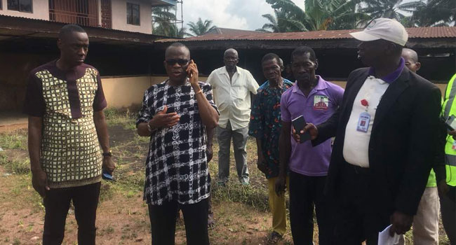 #AnambraDecides: Ezeemo Calls For Extension Of Voting In Aguata