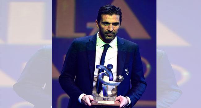 Buffon Wins Serie A Best Player Award