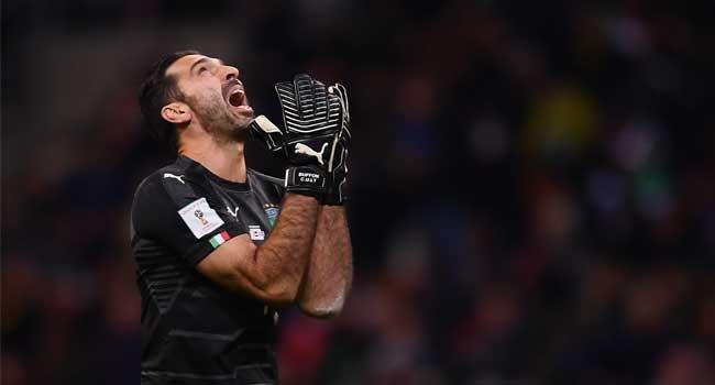 UEFA Ban Buffon For Three Matches After Referee Rant