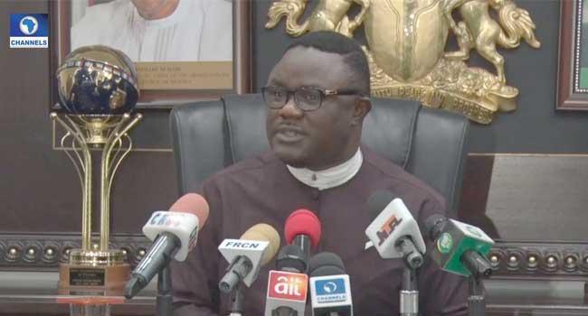 Ayade Decries Level Of Decay In Nigerian Universities