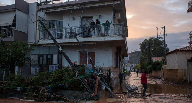 At Least 13 Dead In Greece Flash flood