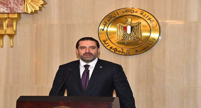Hariri Back In Lebanon After Shock Resignation As Prime Minister