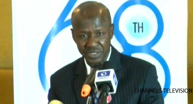 Corruption Is Making Nigeria 'Laughing Stock', Says Magu