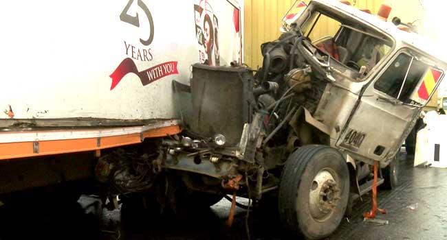 Five Persons Confirmed Dead In Kara Multiple Accident