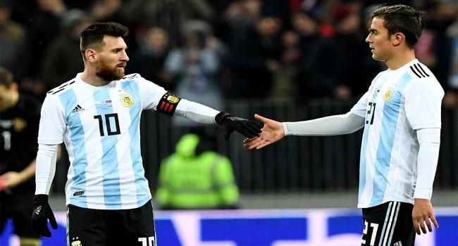 Dybala, Messi Renew Rivalry In Champions League Clash