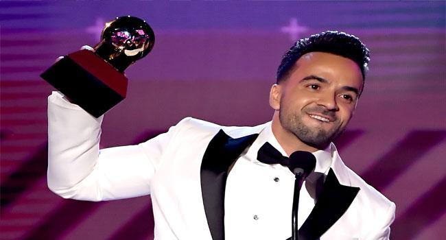 'Despacito' Sweeps Latin Grammys