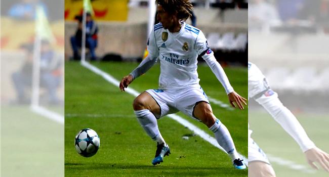 Luka Modric Accused Of Tax Fraud