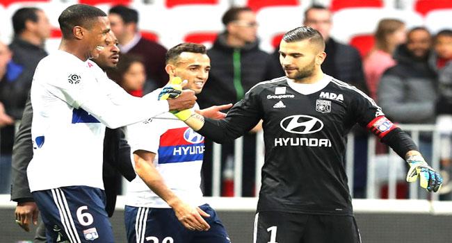 Nice Suffer Shock Defeat As Lyon Go Second