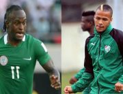 Moses, Troost-Ekong Nominated For CAF Awards