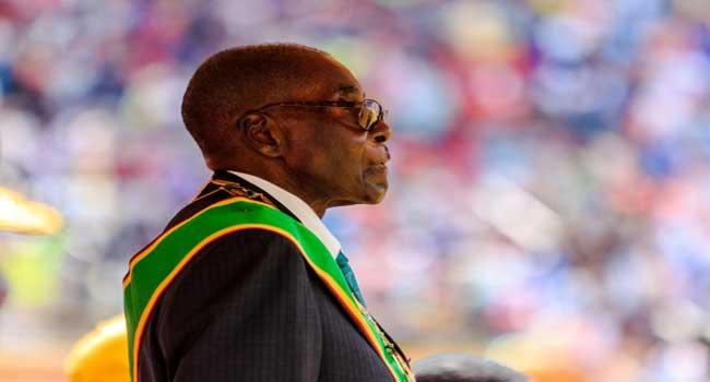 Zimbabwe Declares Mugabe's Birthday As Public Holiday