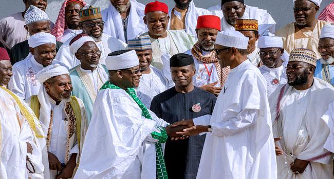 Muslim LeadersChallenge Buhari On Good Governance