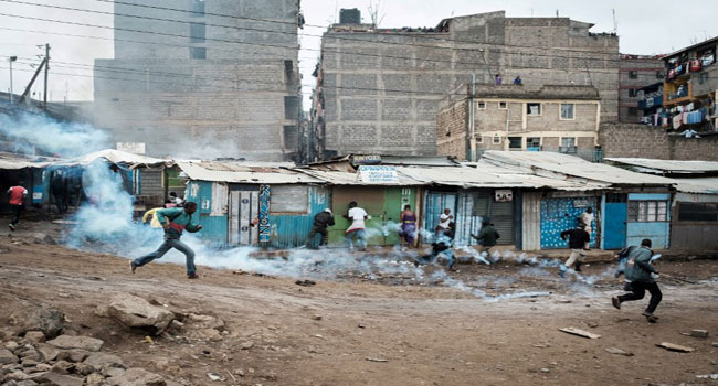 Violence Breaks Out In Nairobi Slum After Discovery Of Bodies