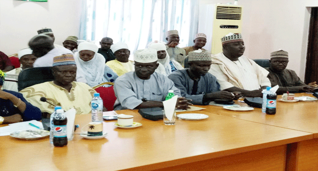 Nasarawa Govt Holds 'Expanded' Security Meeting