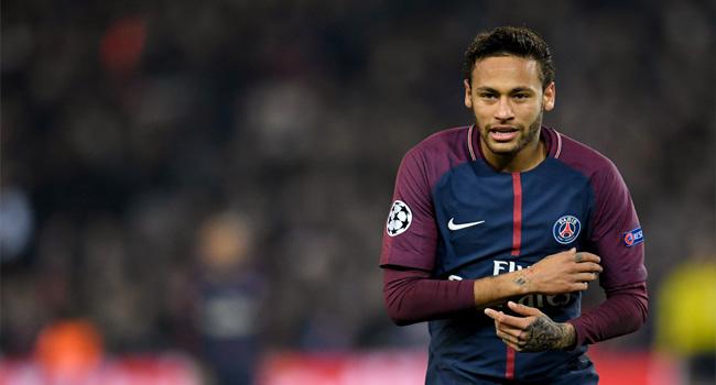 Tearful Neymar Blasts 'False' PSG Rift Stories