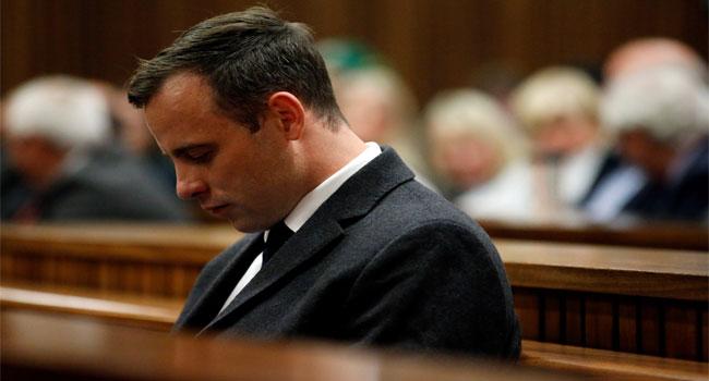 South African Court Doubles Oscar Pistorius's Prison Sentence