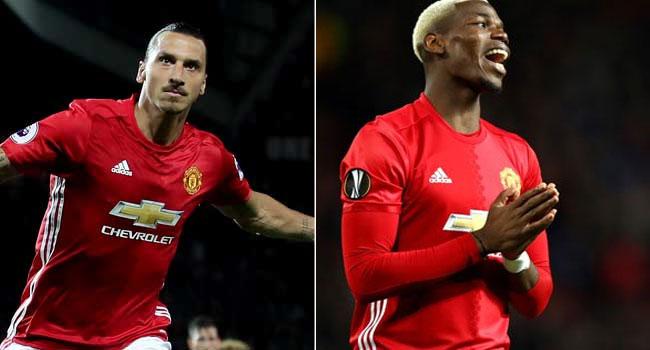 Ibrahimovic, Pogba Back For United – Mourinho