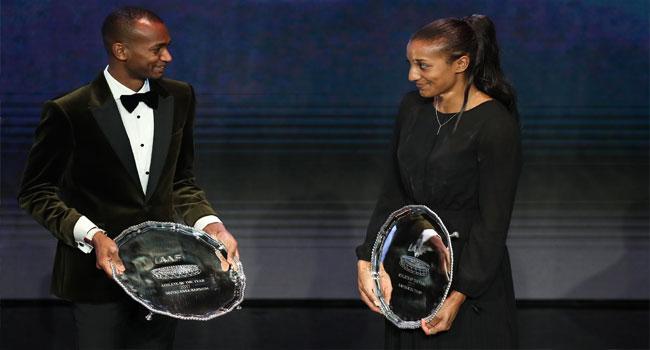 Barshim, Thiam Named World 'Athletes Of The Year'