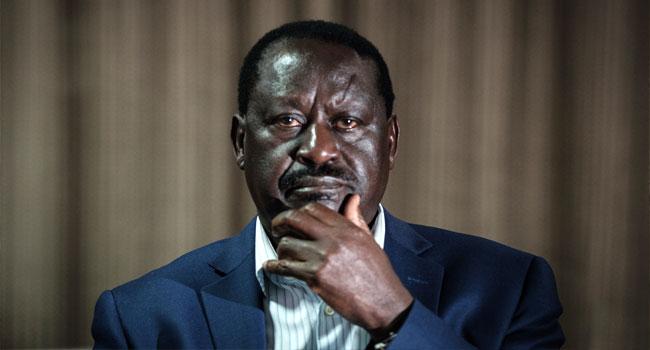 Kenya's Odinga Leaves Door Open For Fifth Presidential Bid