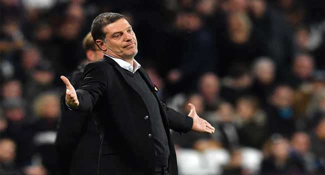 West Ham Fire Slaven Bilic