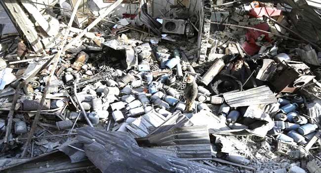 Syria Regime Bombing Kills 23 Civilians Near Damascus – Report