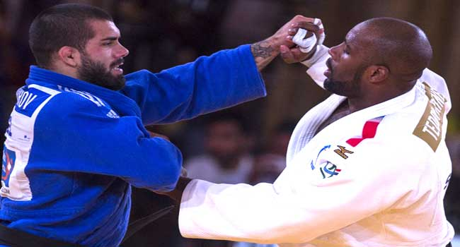 France's Riner Wins Record 10th World Judo Title