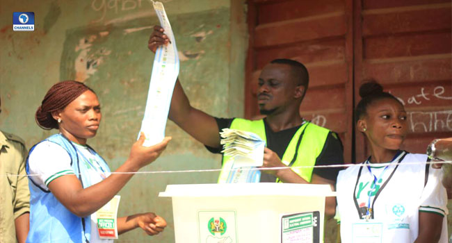 #AnambraDecides: Counting Of Votes Commences After Slow Start To Poll